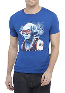 Short Sleeve Good Ol George Graphic Tee