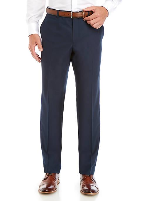 Savile Row Bi Stretch Modern Fit Trousers