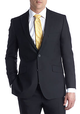 Solid Suit Separate Coat