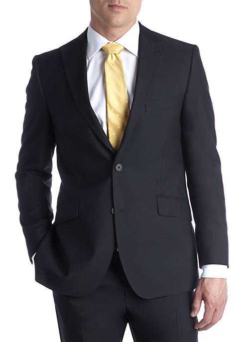 Solid Suit Separate Coat
