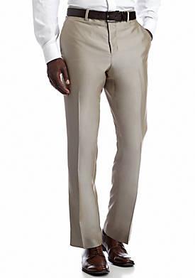 Slim Tan Suit Separate Pants