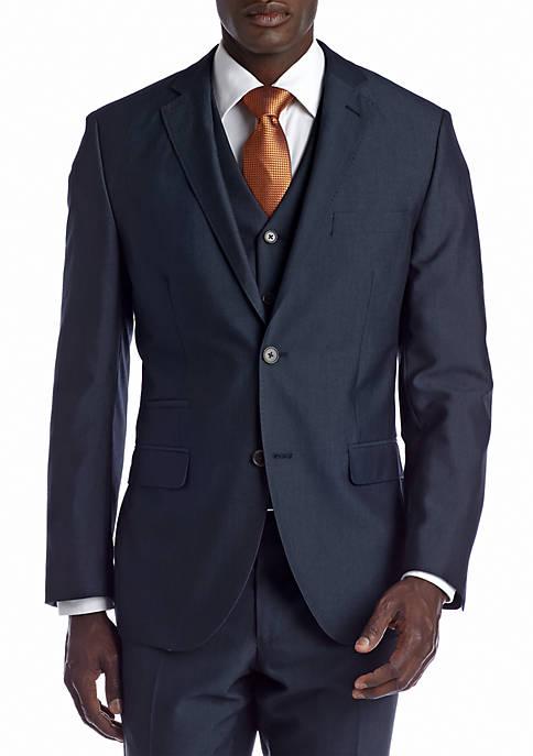 Slim Fit Suit Separate Coat