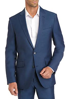 Cobalt Blue Stretch Modern Fit Sport Coat