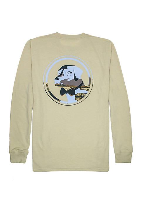 Delta Lab Long Sleeve T-Shirt