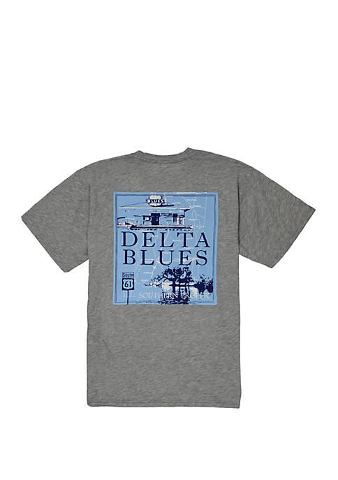 Southern Proper Delta Blues T-Shirt