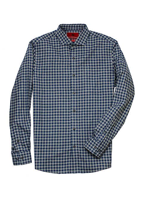 Henning Plaid Shirt