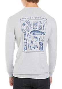 Long Sleeve Southern Comfort Shirt