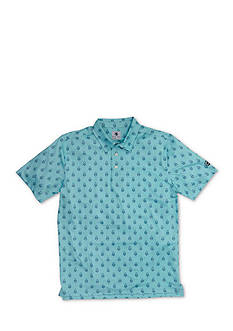 Southern Proper Short Sleeve Print Performance Polo Shirt