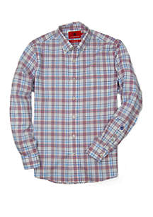 Southern Proper Long Sleeve Henning Shirt