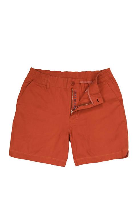 Pima Cotton Shorts