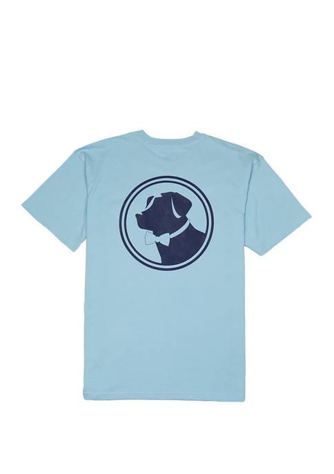 Mens Original Logo Short Sleeve Graphic T-Shirt