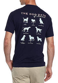 Southern Proper Dog Days Of Summer Graphic Tee