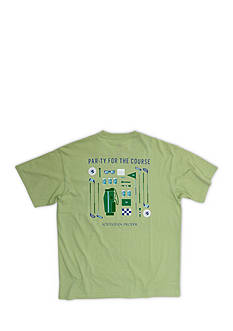 Southern Proper Short Sleeve Par-ty For Course Graphic Tee