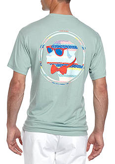 Southern Proper Short Sleeve Seaside Lab Graphic Tee