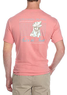 Southern Proper Tied To The South Printed Tee