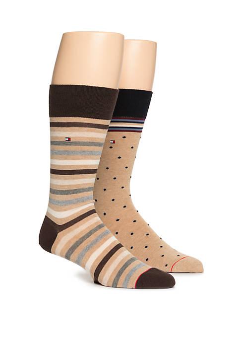 Primary Stripe Sock Set