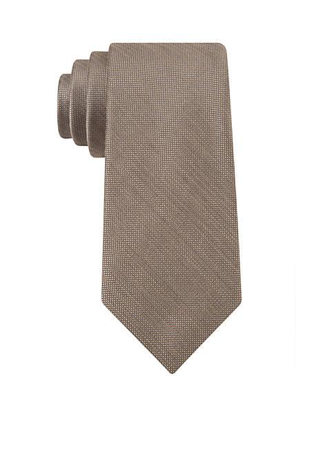 Michael Kors Luxe Variation Solid Tie