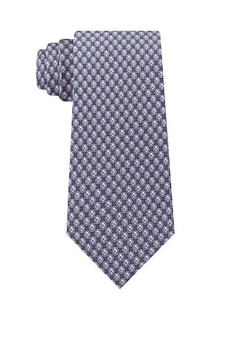 Michael Kors Split Circle Tie