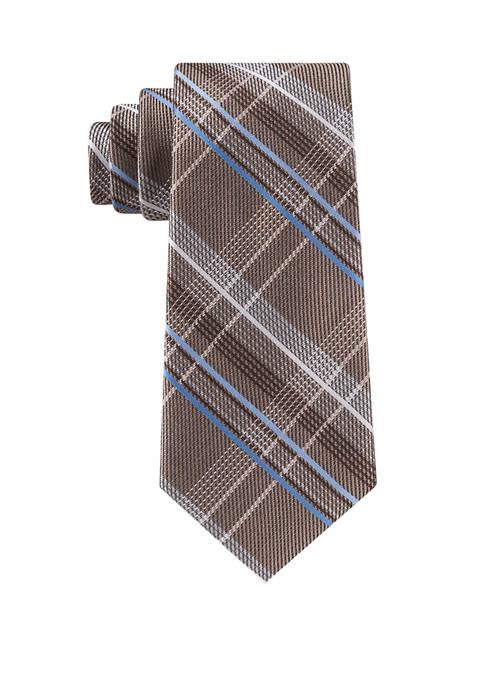 Michael Kors Vast Plaid Necktie