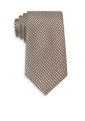 ae2731b78f4d Michael Kors Linked Hexagon Neat Tie ...