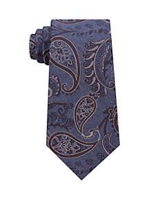 Paisley Movement Tie