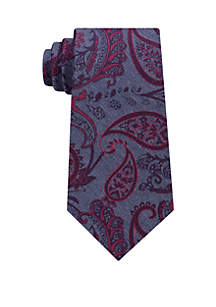 Paisley Movement Tie
