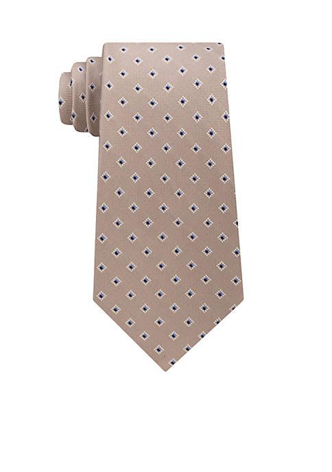 Michael Kors Bicolor Neat Necktie