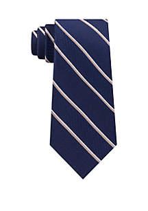 Multi Weave Satin Stripe Tie