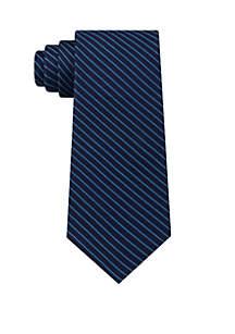 Michael Kors Natte Pin Stripe Tie