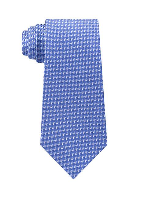 Michael Kors Bicolor Arrow Tie