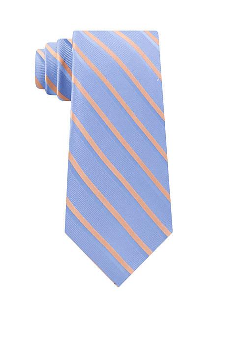 Michael Kors Charles Stripe Tie
