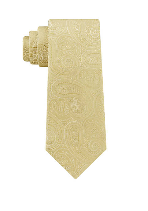 Michael Kors Rich Texture Paisley Pattern