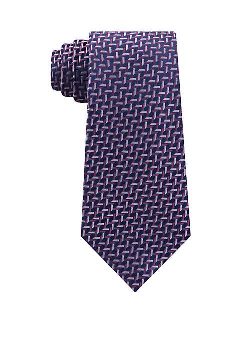 MICHAEL Michael Kors Crossover Geometric Necktie