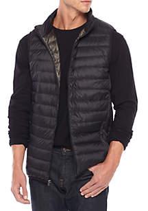 Packable Polyester Filled Vest