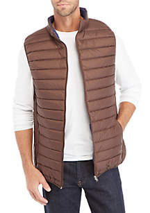 Packable Polyester Filled Vest