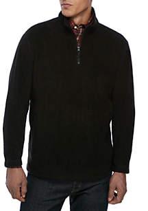 Quarter Zip Fleece Jacket