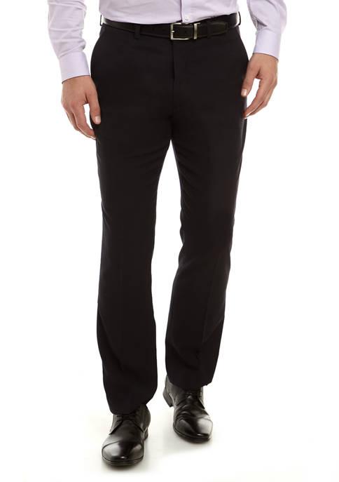 Slim Fit Stretch Suit Separate Pants