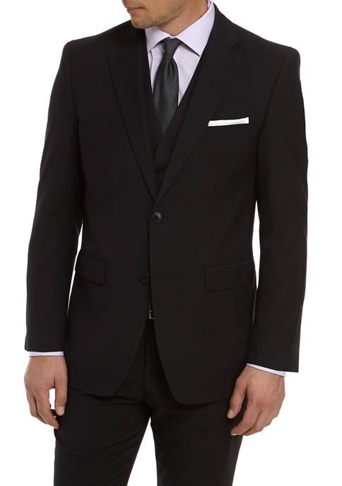 Slim Fit Stretch Suit Separate Jacket