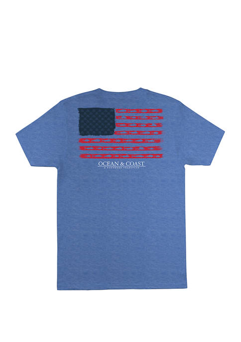 Ocean & Coast® Mens An American Tradition Graphic