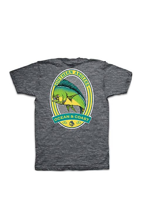 Short Sleeve Gooberfish Screenprint T Shirt