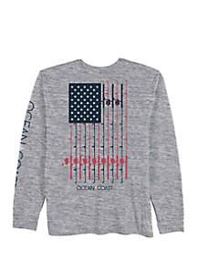 Ocean & Coast® Long Sleeve Fannie T Shirt