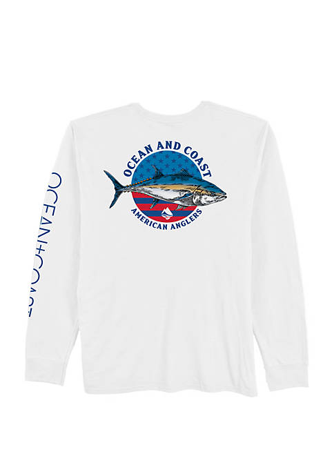 Ocean & Coast® Long Sleeve Bass Motivator Rash