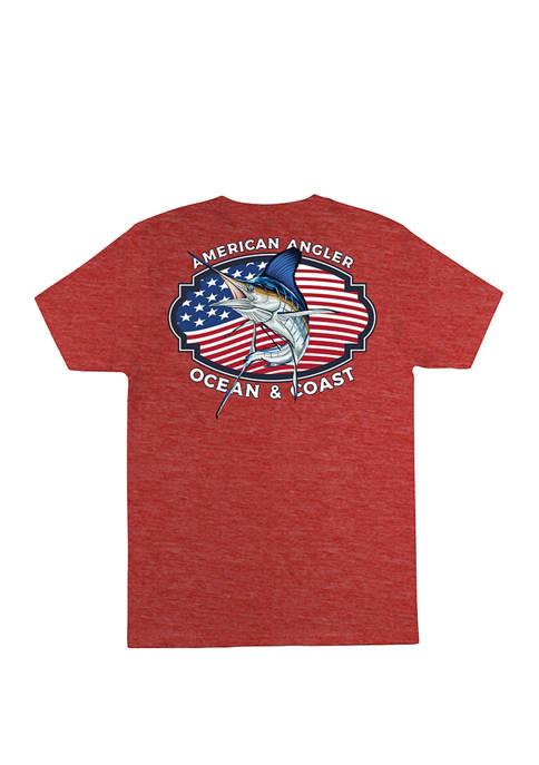 Big & Tall Short Sleeve Farkas Graphic T-Shirt