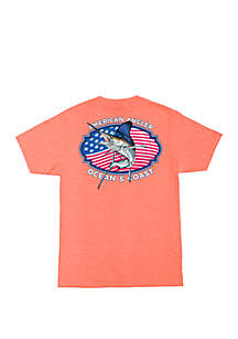 Ocean & Coast® Farcas Short Sleeve Fishing T Shirt