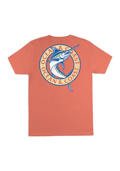 Ocean & Coast® Big & Tall Joffery T-Shirt