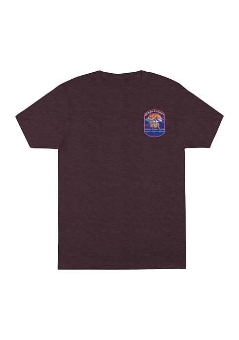 Ocean & Coast® Short Sleeve Harold Graphic T-Shirt
