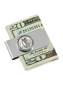 UPM Global Irish Five Pence Money Clip
