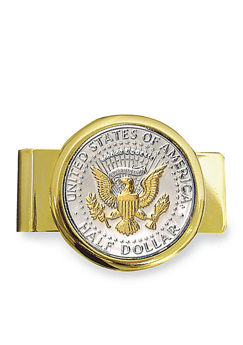 UPM Global Selectively Gold Layered Presidential Seal JFK