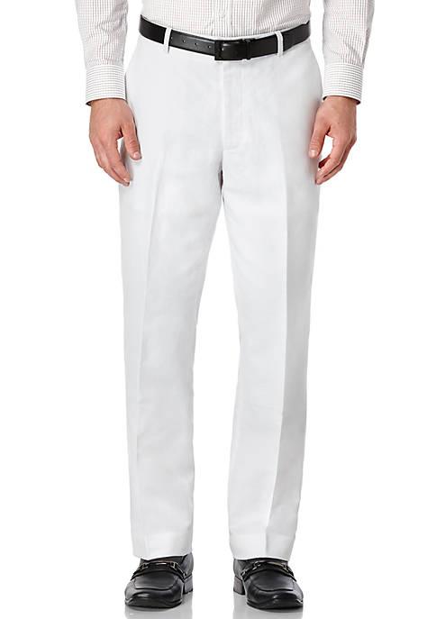 Perry Ellis® Linen Suit Pants