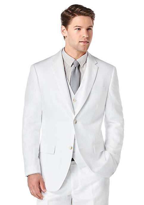 Perry Ellis® Linen Suit Jacket